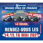 Shark Helmes Grand Prix de France, Forfait Weekend, Le Mans