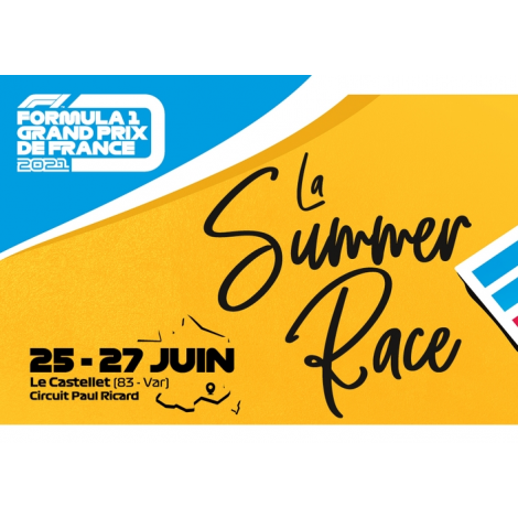Formula 1 Grand Prix De France, Le Castellet, le 23/06/2019