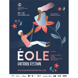 Eole Factory Festival 2021 : Kassav' + Sophie Alour, le 10/09/2021