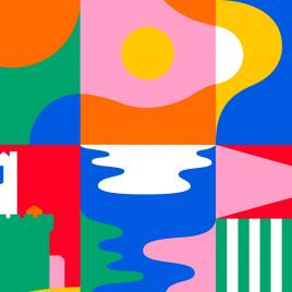 Francofolies 2021 : PHILIPPE KATERINE, BENJAMIN BIOLAY, FEU! CHATTERTON et RAPHAEL, La Rochelle, le 12/07/2021
