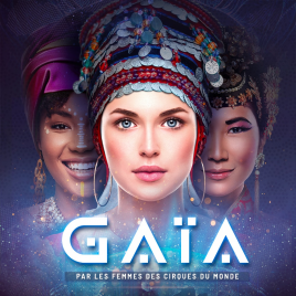 Le cirque phenix - Gaia, Marseille, le 29/01/2022