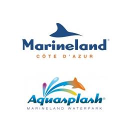 Marineland + Aquasplash billet 2 jours (ebillet), Antibes
