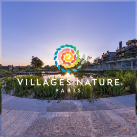 Villages Nature, Bailly-Romainvilliers