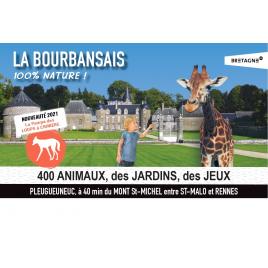 Zoo de Bourbansais