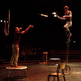 Galapiat Cirque / Lucho Smit - L'âne & la carotte, Paris