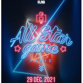 All Star Game 2021, Paris