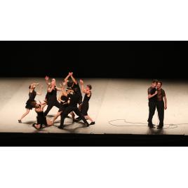 Batsheva Dance Company , PARIS, le 21/05/2022