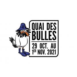 Quai des bulles , Saint-Malo, le 29/10/2021
