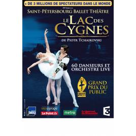 Le lac des cygnes, Aix En Provence, le 29/01/2022