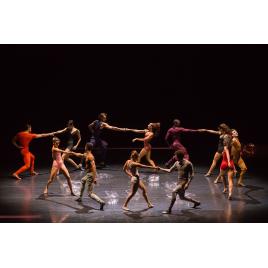 Sao Paulo Dance Company, Lyon, le 08/02/2022