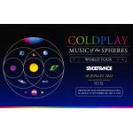 Coldplay - Tour 2022, Saint-Denis La Plaine