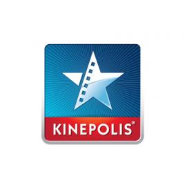 Cinémas Kinépolis (Carte 8 places)