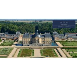 Château de Vaux le Vicomte, visite en journée