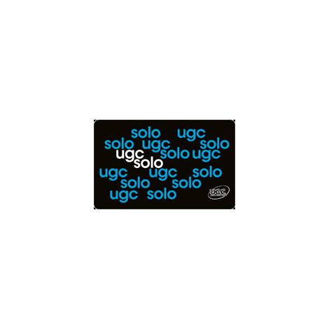Cinémas UGC Cartes SOLO (billets physiques), 39 Cinémas En France