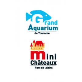 Grand Aquarium de Touraine et mini Chateaux