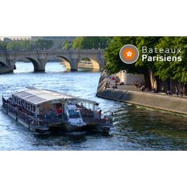 Croisière au départ de la Tour Eiffel  : Promenade sur la Seine