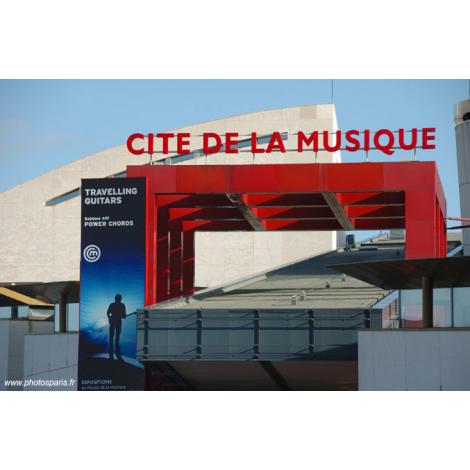 Musée de la musique, Paris