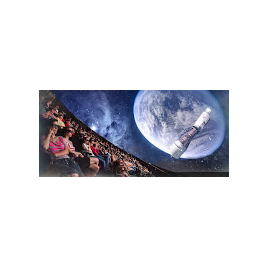 La Coupole Planetarium 3D
