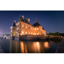 Château de Vaux le Vicomte, visite aux chandelles