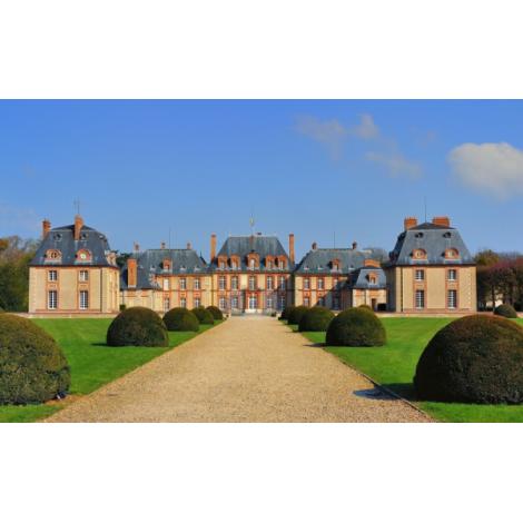Château de Breteuil, jardins et scènes de contes, Choisel