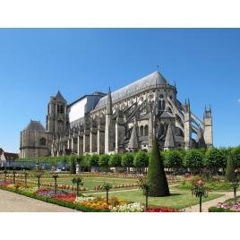 Crypte et tour de la cathédrale