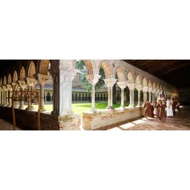 Abbaye Saint Pierre - Clôitre de Moissac
