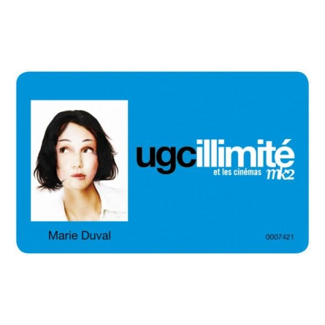 Cinémas UGC illimité (abonnement annuel), 39 Cinémas En France