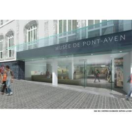 Musée de Pont Aven Pass 1 personne