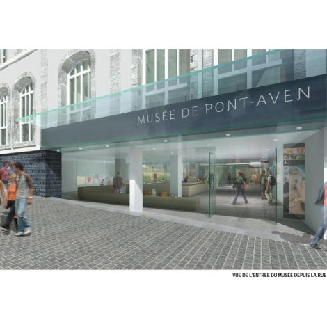 Musée de Pont Aven Pass 1 personne, Pont-Aven