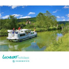 Locaboat, croisières fluviales