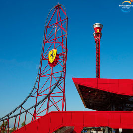 Port Aventura World  : billet 1 Jour / 2 Parcs  Port Aventura Park + Ferrari Land