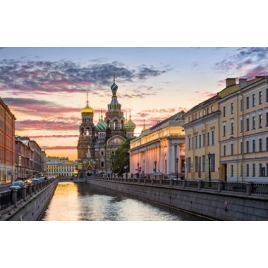 Séjour St-Pétersbourg  « La Tsarine » pour 2 personnes, 4  jours / 3 Nuits