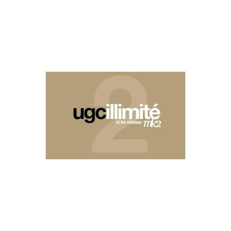 Cinémas UGC illimité 2 (abonnement annuel pour 2), 39 Cinémas En France