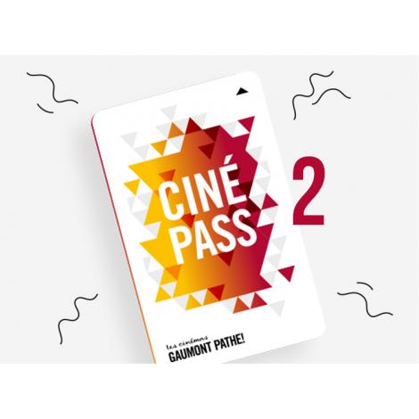 Cinémas Pathé Gaumont : le CINEPASS DUO abonnement 1 an, Multiplexes En France