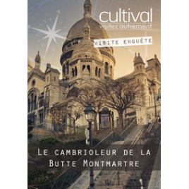 Le Cambrioleur de la Butte, Paris