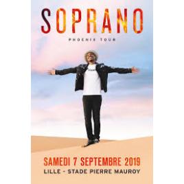 Soprano - Phoenix Tour, Paris, le 21/09/2019
