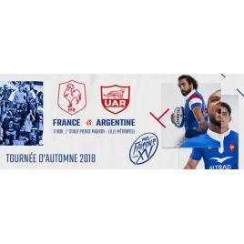 France - Argentine , Villeneuve D'Ascq