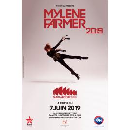 Mylène Farmer 2019, Nanterre
